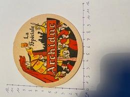 Brasserie Archiduc Duvieusart Nivelles - Sous-bocks
