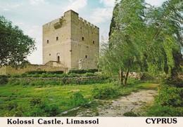 Chypre Kolossi Castle Limassol - Cyprus