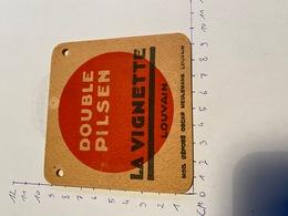 Brouwerij La Vignette Leuven Vooroorlogs - Sous-bocks