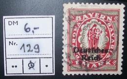 N°883E BRIEFMARKE DEUTSCHES REICH GESTEMPELT GEPRUFT - Allemagne