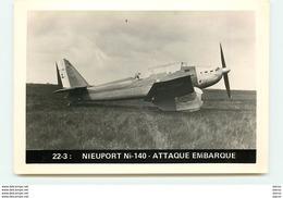 22-3 : Nieuport Ni-140 - Attaque Embarque - 1946-....: Era Moderna