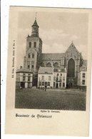 CPA-Carte Postale-Belgique-Tirlemont - Eglise Saint Germain  Au Début 1900-VM13308 - Tienen