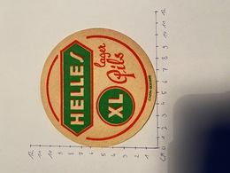 Brasserie Helles XL Ixelles Ixelberg Koekelberg - Sous-bocks