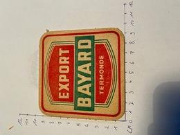 Brouwerij Export Bayard Termonde - Sous-bocks