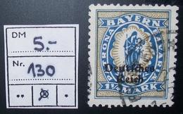 N°888E BRIEFMARKE DEUTSCHES REICH GESTEMPELT GEPRUFT - Allemagne