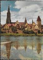 GERMANIA - ULM - MUNSTER - VIAGGIATA FRANCOBOLLO ASPORTATO - Ulm