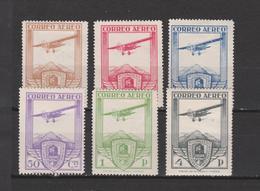 1930 CONGRESO FERROCARRILES SERIE AÉREA NUEVA*. 230 € - Nuevos