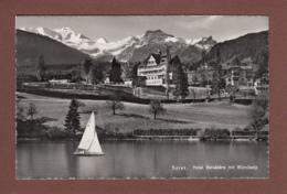 SPIEZ - Hotel Belvédère Mit Blümlisalp - BE Berne