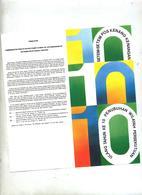 Notice 10 Ans Territoire - Malaysia (1964-...)