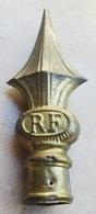 Pointe De Hampe Drapeau RF - Drapeaux