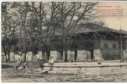CPA PARIS XIIIème Arrondt  Ancien Abattoir De Villejuif 151 Bd De L'Hôpital Vue De La Cour  Série TOUT PARIS   N°1452 - Arrondissement: 13
