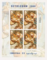 PALESTINE AUTHORITY - ANNÉE 2000 - BLOC N° 15 NEUF** - CHRISTMAS 1999 - BETHLEHEM 2000 - MINT - Palestine