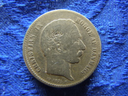 DENMARK 1 KRONE 1875, KM797.1 - Danemark