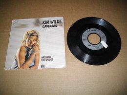 45T  Kim Wilde -  Cambodia - Vinyles