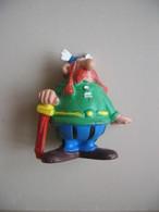 FIGURINE ASTERIX ABRARACOUSIX BULLY 1974 BE+ - Asterix & Obelix