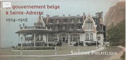 BLOC S. N° 110 GOUVERNEMENT BELGE à Ste ADRESSE  - Sous Blister - - Souvenir Blocks & Sheetlets