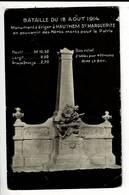 53164 - BATAILLE DU 18 AOUT 1914 - MONUMENT A ERIGER A HAUTHEM ST MARGUERITE EN SOUVENIR DES HEROS MORTE POUR LA PATRIE - Tienen