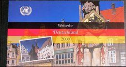 UNO WIEN 2009 Mi-Nr. MH 14 Markenheft/booklet ** MNH - Carnets