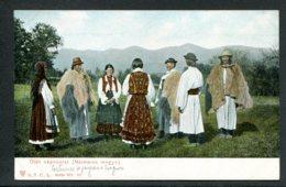 HONGRIE - Costumes Paysans Hongrois - Olah Nepviselet (Marmaros Megye) - Ungheria