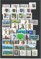 Bund Jahrgang 1994 Komplett Postfrisch - BRD