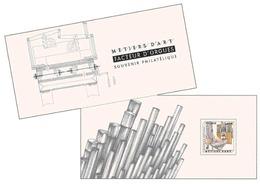France 2020 Bloc Souvenir Métiers D'ArtFacteur D'orgues MNH / Neuf** - Blocs Souvenir