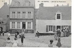 62 LE PORTEL Cpa Groupe De Porteloise - Le Portel