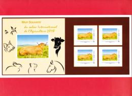 F 2018/ N**/ Collector Vache Haute, Aubrac, Salon De L'Agriculture 2018 - Frankreich