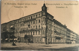 Dresda 01 - Dresden - Bismarkplatz U Hautbanhof - Dresden