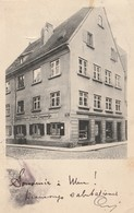 Ulm - Pfluggasse - Straub & Banzenmacher - Ulm