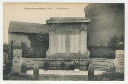 60 - Nogent-sur-Oise - Le Monument - Nogent Sur Oise