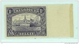 Belgique  :  COB  145  *              ,     N2 - 1915-1920 Albert I