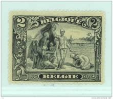 Belgique  :  COB  146  * - 1915-1920 Albert I