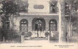 20-2360 : VICHY. ETABLISSEMENT THERMAL LARDY - Vichy