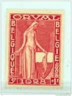 Belgique  :  COB  264  * - Unused Stamps