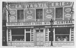 20-2362 : VICHY. PASTILLERIE VICHY CENTRAL. PLACE DE LA SOURCE DE L'HOPITAL - Vichy