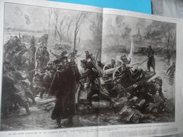 GUERRE DE 1914-1918  - SAIN GEORGES  -  UN DES ACTES D'HEROISME DE NOS FUSILLIERS MARINS - Documents