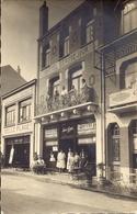 Carte Postale 59 -  A Situer - Devanture Hôtel Beausejour - Belle Plage - Sin Clasificación