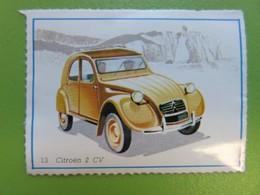 Image L'Epargne Scolaire - Voitures D'aujourd'hui - 2 CV Citroën - Edition Lacroix Et Lebeau - Paris - Other