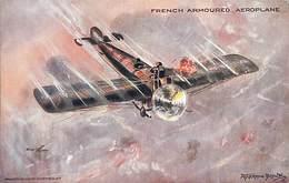 French Armoured Aeroplane (Pelham Series) - 1914-1918: 1st War