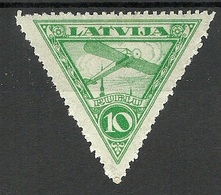 LETTLAND Latvia 1921 Michel 75 A * - Lettland