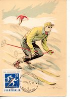 Ski : Carte Maximum Barré-Dayez : - Skisport