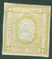 Italie  Sassone  10   Ou  Yvert 1   *  B/TB - 1861-78 Vittorio Emanuele II