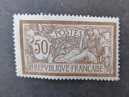 FRANCE Type MERSON N° 120 Cote 500 €  Neufs Sans Charnière MNH - 1900-27 Merson