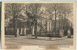 Berlin-Lichterfelde - Vinzenzkrankenhaus In Der Wilhelmstraße - Verlag Rübner Lankwitz 30er Jahre - Lichterfelde