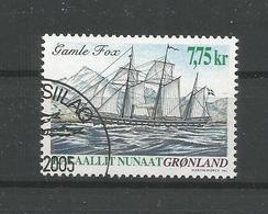 Greenland 2003 Ships Y.T. 387 (0) - Groenland