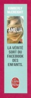 Marque Page.  Le Livre De Poche.  Kimberly McCreight.   Bookmark. - Marque-Pages
