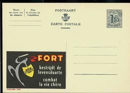 Publibel Neuve N° 1635 ( FORT (chevalier) Combat La Vie Chère) - Enteros Postales