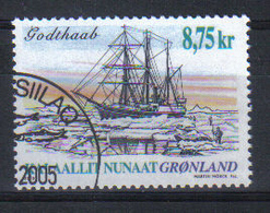 Greenland 2003 Ships Y.T. 388 (0) - Groenland