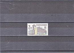 TCHECOSLOVAQUIE 1978 PRAGUE Yvert 2291a NEUF** MNH Cote : 37,50 Euros - Tchécoslovaquie