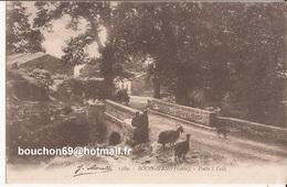 20 Bocognano (ajaccio, Gravona Prunelli) Ponte I Celli Moretti Goat Chevre RARE - Francia